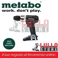METABO TRAPANO A PERCUSSIONE A BATTERIA DA 18 VOLT SB 18 LT (SOLO CORPO)