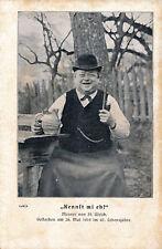 Oberösterreich St. Ulrich bei Steyr Mesner 1919 Kennst mi eh Prietzel Steyr