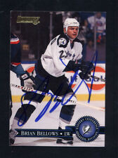 1995 Donruss #341 Brian Bellows Signed Auto Autographed Card Jc Loa *614438