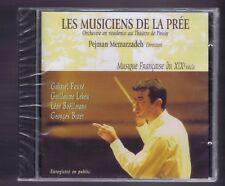 LES MUSICIENS DE LA PREE CD (NEW) FAURE LEKEU BOELLMANN/ BIZET/ P .MEMARZADEH