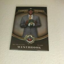 2008 Topps Treasury #104 Russell Westbrook Bronze Rookie Refractor /2008
