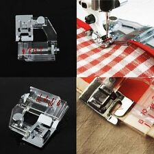 portable machine clip pose coudre pied semelle universel bias binder foot outil