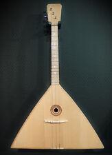"Balalaika 3 Strings SB Manufaktura: ""Doff""  Very beautiful sound"