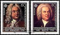 BRD (BR.Deutschland) 1248-1249 (kompl.Ausgabe) postfrisch 1985 Europamarken