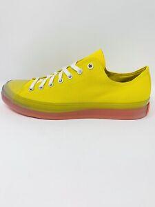 Converse Chuck Taylor All Star CX Retro Low Mens Size 13 Yellow Mango 168570C