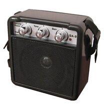 AMPLI Portable 5W 2entrées Guitare/chant (Secteur ou 9V)
