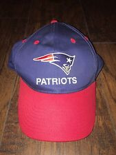 Vintage New England Patriots Game Day Snapback hat