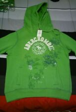 Abercrombie & Fitch Womens/Girls Hoodie Sweater Size Small Brand New
