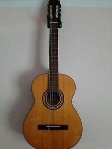 Musima Resonata Gitarre Konzertgitarre DDR rar