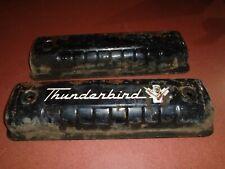USED 1956 Ford Fairlane Town Sedan Thunderbird; Valve Covers  #P114