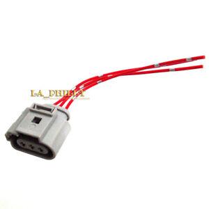 Crank Sensor Pigtail Plug For Audi A4 A6 VW Passat Jetta Golf Beetle 1J0973723G