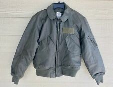 Usaf Nomex Fire Resistant Cold Weather Flyers Men's Cwu-45/p Jacket - Small