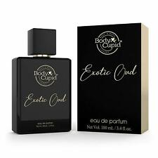 Body Cupid Exotic Oud Perfume For Men - Eau De Parfum, 100 ml   Free Shipping US