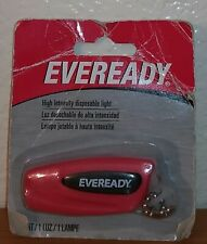 Eveready Mini Keychain Squeeze Light (SL240BP) Red C3980