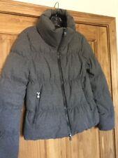 Fera COAT Down Jacket SKI PUFF Warm Gray Flannel Winter Coat Women's size 6