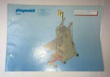 Playmobil - Bauplan / Anleitung - DIN A 5 - 4441
