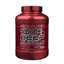 Scitec Nutrition 100% Beef Muscle 3180 g Creamy Vanilla