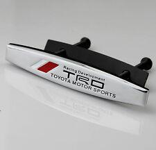 Top Quality Auto TRD Chrom Grill Frontgrill Abzeichen Emblem für Geschenkbox NEU