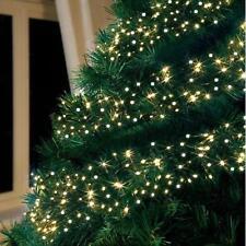 Luces de Navidad exteriores color principal blanco