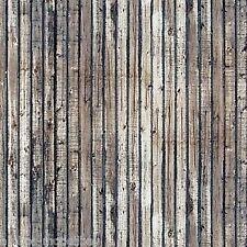 (32,01€/m²) BUSCH 7420 H0, 2 Dekorplatten, verw. Holzbretter, 210 x 148 x 0,6 mm