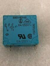 V23057-B0006-A401 SIEMENS POWER PCB RELAY CARD E, 8A, 24V, 1xUM, 1200R  STOCK!