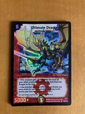Duel masters DM-10 Ultimate Dragon (SUPER RARE)