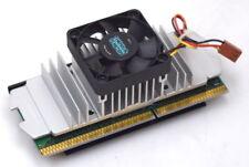 Intel Pentium III SL3XK 650MHz 256KB 100MHz Slot 1 Coppermine +aktiver Kühler