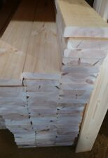 PLANED REDWOOD  10 LOVELY PIECES OF WOOD 120mm x 30mm x 1.2metre