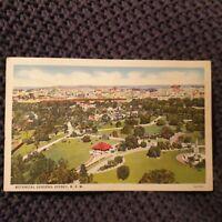 Botanical Gardens, Sydney, NSW - Vintage Postcard