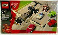 Lego 8638 Spy Jet Escape - Disney Pixar Cars Airplane Airport, NEW, FAST SHIP