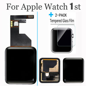 For Apple Watch Series 1 38 42mm LCD Display Touch Screen Digitizer Replacement