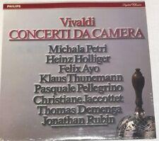 VIVALDI Concerti da Camera PHILIPS DIGITAL CLASSICS R-215140 2 X LP - NEW