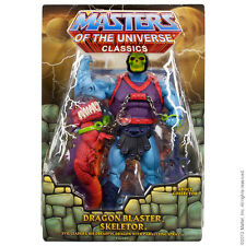 Dragon Blaster Skeletor 2012 MOC Masters of the Universe Classics MOTU NEU & OVP