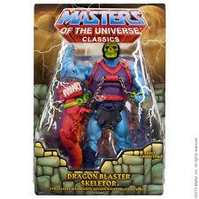 Dragon Blaster Skeletor 2012 MOC Masters of the Universe Classics MOTU NEU & OVP