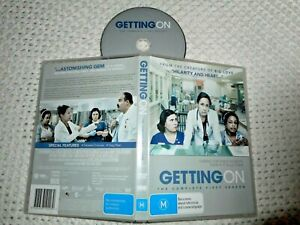 """Getting On. """"complete first season"""""""