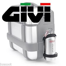 Support pour gourde thermos E162 GIVI sangles maintien voyage trekking STF500S