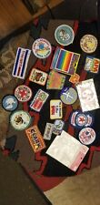 Lot of Vintage Patches