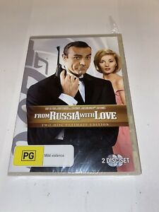 From Russia With Love [Bond] [Two Disc Ultimate Edition]  [R4] - New Sealed-