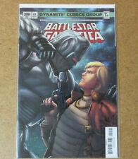 BATTLESTAR GALACTICA 1 Comic Book COVER D (2018, DYNAMITE COMICS)