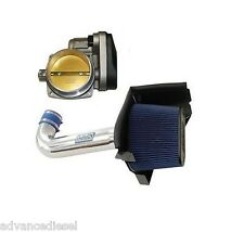 05-12 Dodge Charger & Challenger BBK Chrome Cold Air Intake & 90MM Throttle Body