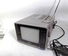 Vntg JVC CX-60US(P) MINI PORTABLE COLOR TELEVISION