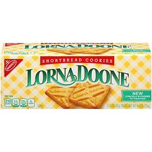 Lorna Doone Cookies