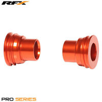 For KTM EXC 300 2T 2006 RFX Pro Orange Rear Wheel Spacers