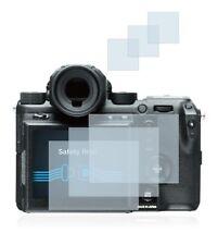 FujiFilm GFX 50S Mirrorless, 6x Transparent ULTRA Clear Camera Screen Protector