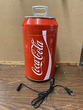 Koolatron Coca-Cola Can Mini Fridge