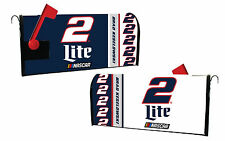 NASCAR #2 Brad Keselowski Mailbox Cover-NEW for 2016!