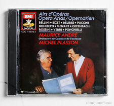 SEALED MAURICE ANDRE trumpet opera arias CDC7492192 CD NOS OOP MINT
