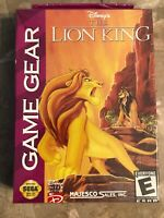 Disney's The Lion King - Majesco Sales, Inc. (Sega Game Gear, 2000)