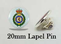 West Midlands Ambulance Service Lapel Pin