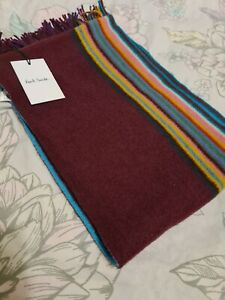 Paul smith mens scarf new